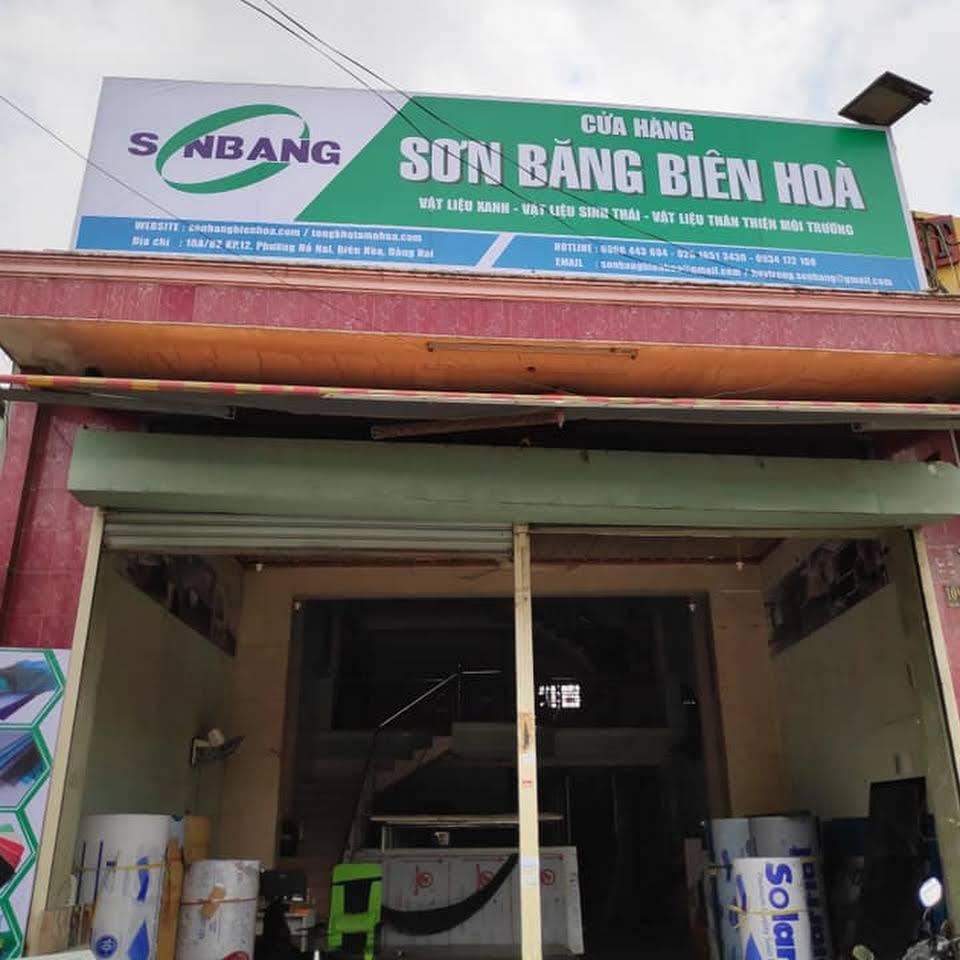 Cửa hàng Sơn Băng Biên Hòa