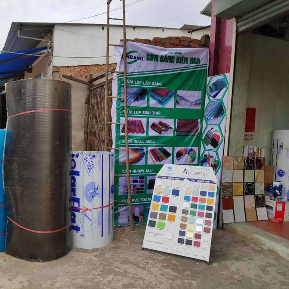 Cửa hàng Sơn Băng tại biên hòa