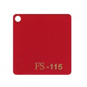Tấm nhựa mica PS fusheng dày 2.5mm