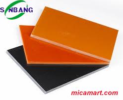 Tấm nhựa mica PS fusheng  dày 3.8mm