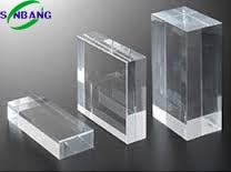 Tấm nhựa mica PS fusheng  dày 4.5mm